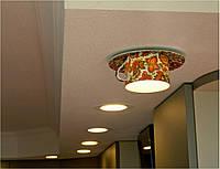 Кухонный светильник из фарфоровой чашки
