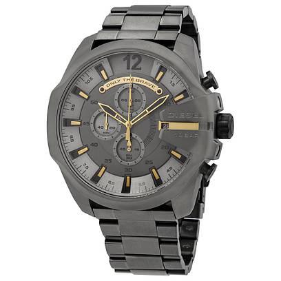 Часы мужские Diesel Mega Chief Chronograph DZ4466