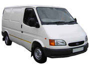 Запчасти Ford Transit Форд Транзит 1986-2000