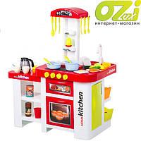 Большая интерактивная кухня Home Kitchen (красная)