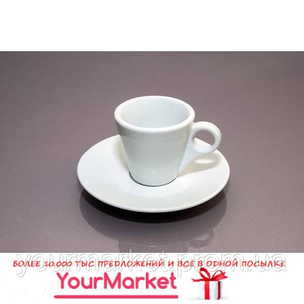 Чашка с блюдцем Lavazza 60 мл F2431+F2432