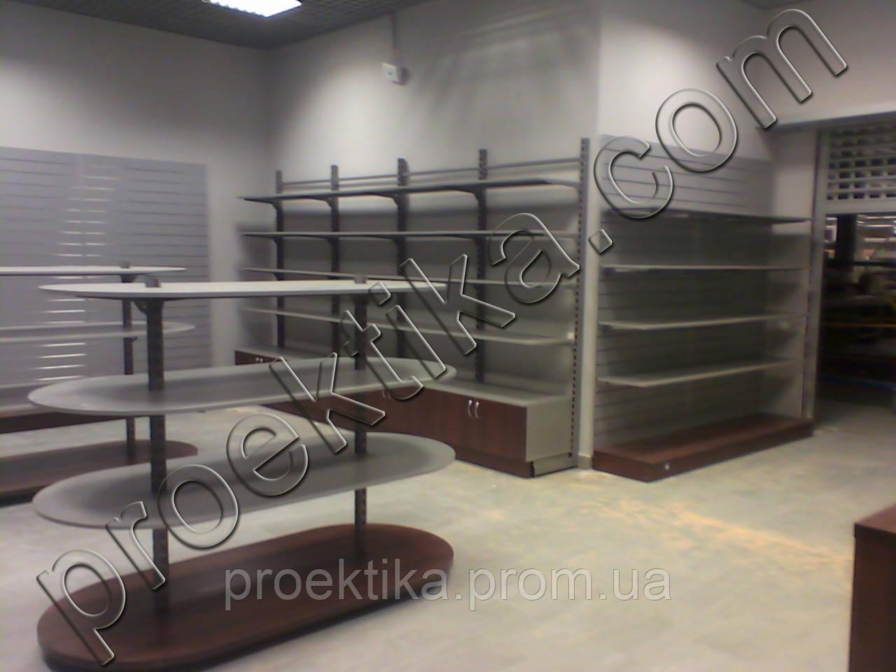 Мебель для магазина под заказ