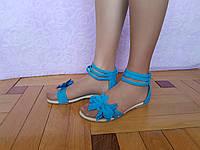 Сандалии Blue 117