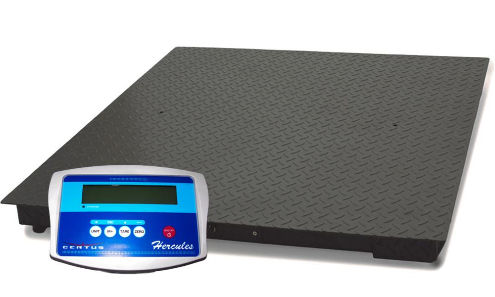 Платформенные весы Certus СНК-600М200 (ЖК)