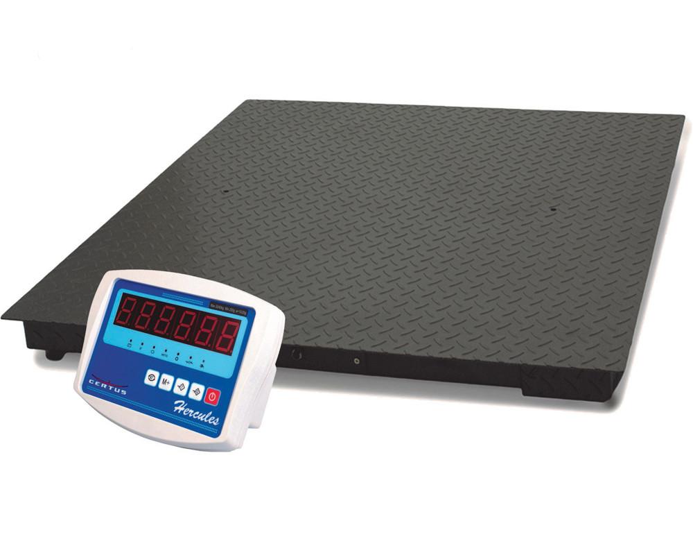 Весы платформенные Certus Hercules СНК-600М200 (СД)
