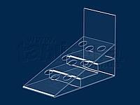 Підставка під помаду, акрил 1,8 мм, фото 1