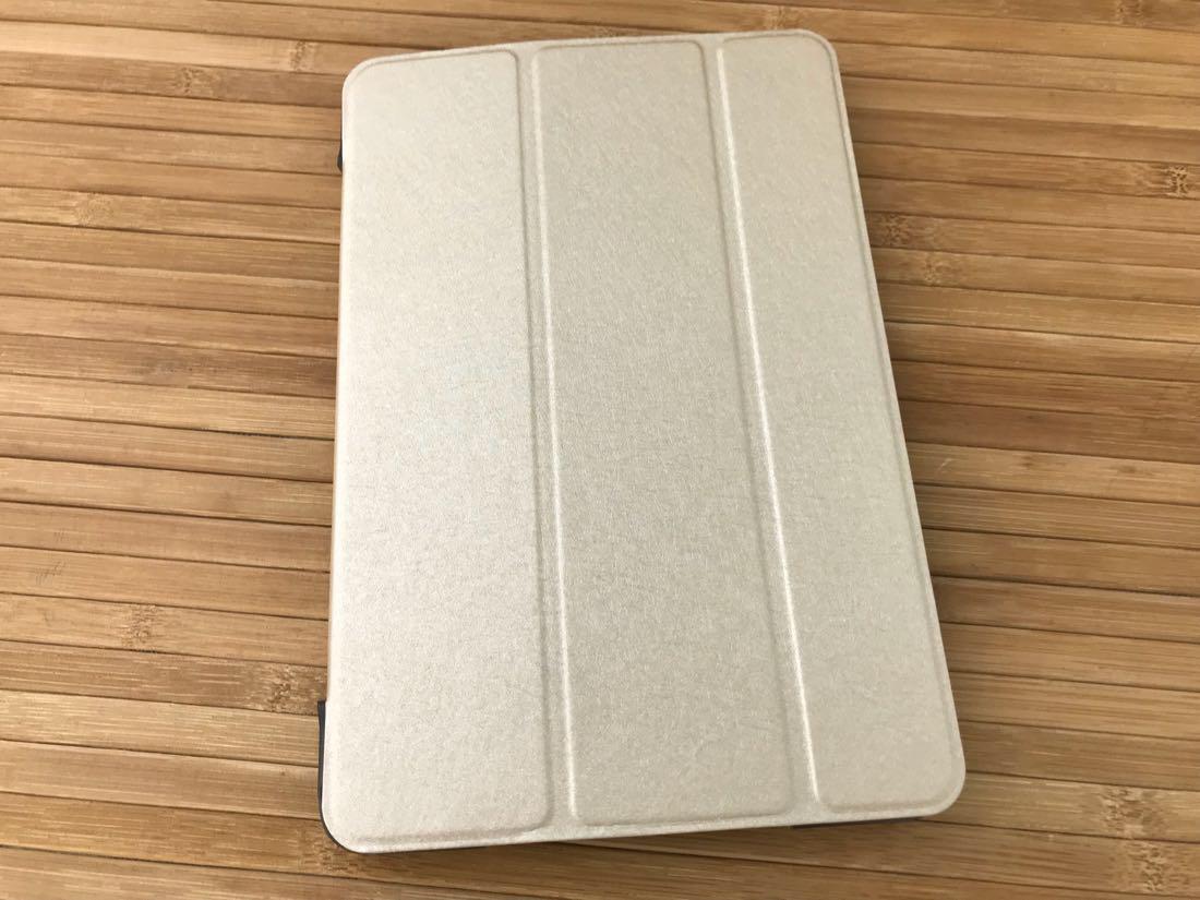 Чехол TTX Elegant iPad mini 4 gold