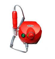 Фрезер для маникюра, комбинированного педикюра Escort 2 Pro красный, 30-35 000 об/мин. без педали