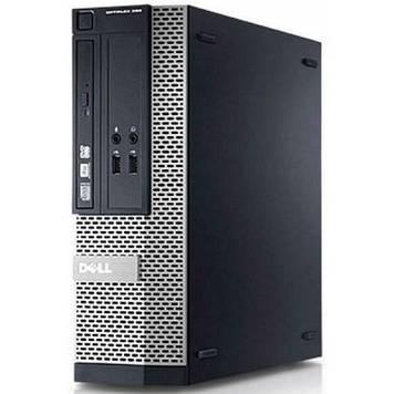 Системный блок Dell Optiplex 390 SFF s1155 (Pentium G***/NoRAM/NoHDD/NoODD) б/у