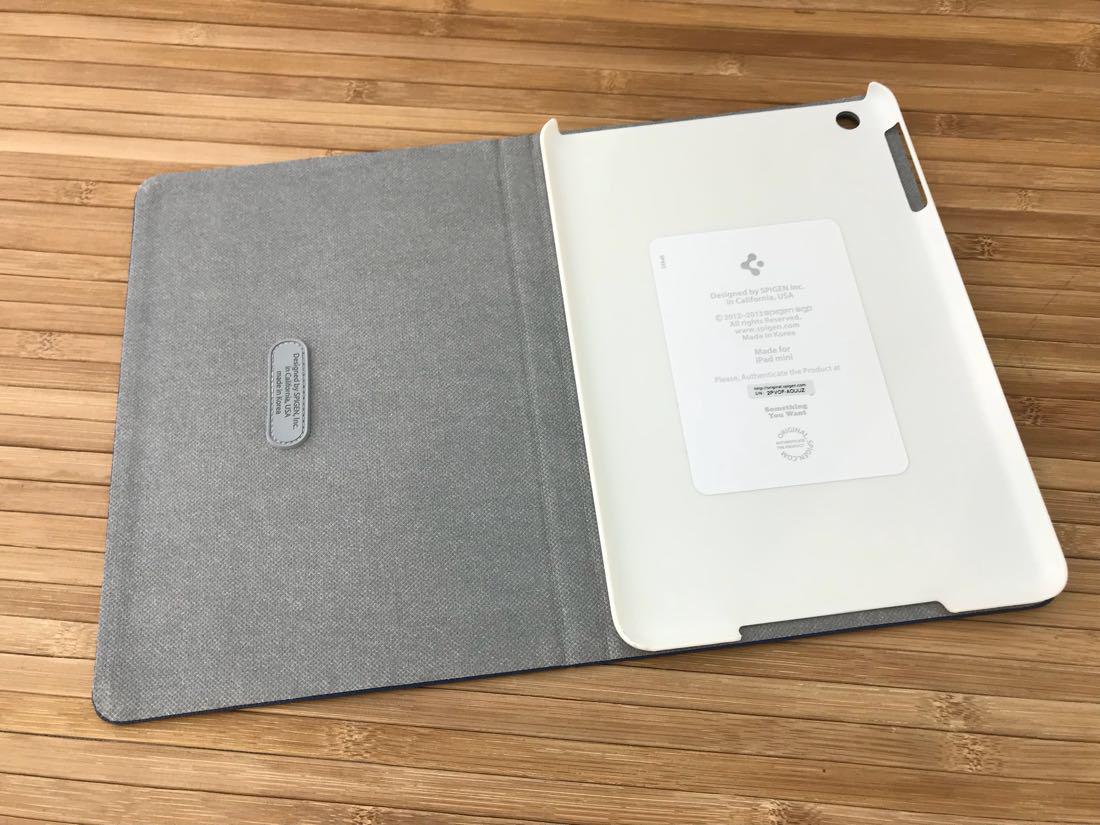 SGP Hardbook iPad mini retina Apple Mini 1 Spigen