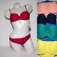 Жіночий стильний купальник 8435