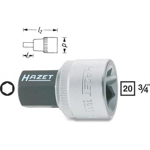 Головка HAZET 1010-19 Wurth для Mersedes EClass