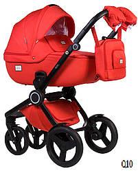 Детская коляска модульная 2в1 Adamex Avero Q10 (Адамекс Аверо, Польша)