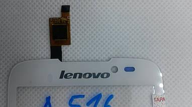 Cенсорный экран LENOVO A 516 WHIET, фото 3