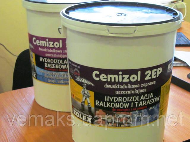 Гидроизоляция ванных комнат, гидроизоляция душевых Cemizol