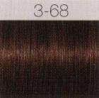 Шварцкопф Игора краска 3-68 Темно-Коричневый Шоколадно-Красный Igora Royal Schwarzkopf 60 мл