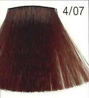 Стойкая крем-краска для волос WELLA 4/07 Koleston Сакура 60 мл