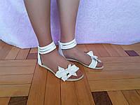 Сандалии White 117