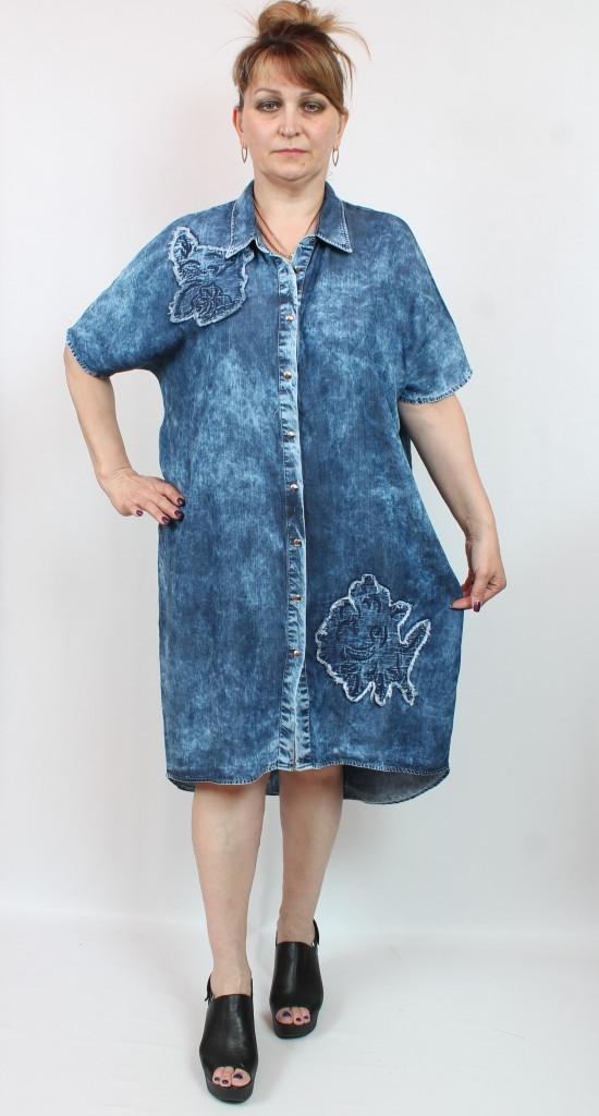 f393ffa3b75eee5 Платье из коттона, Турция 54 -60рр, бренд Darkwin (Турция) большие размеры