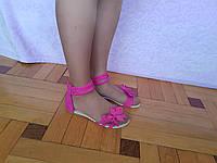 Сандалии Pink 117
