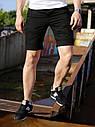 Шорты мужские черные Чироки (Cherokee) от бренда ТУР размер S, M, L, XL, XXL, фото 6