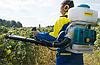 Мотоопрыскиватель – лучший выбор для садовода