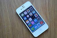 Apple Iphone 4 8Gb White Neverlock Оригинал! , фото 1