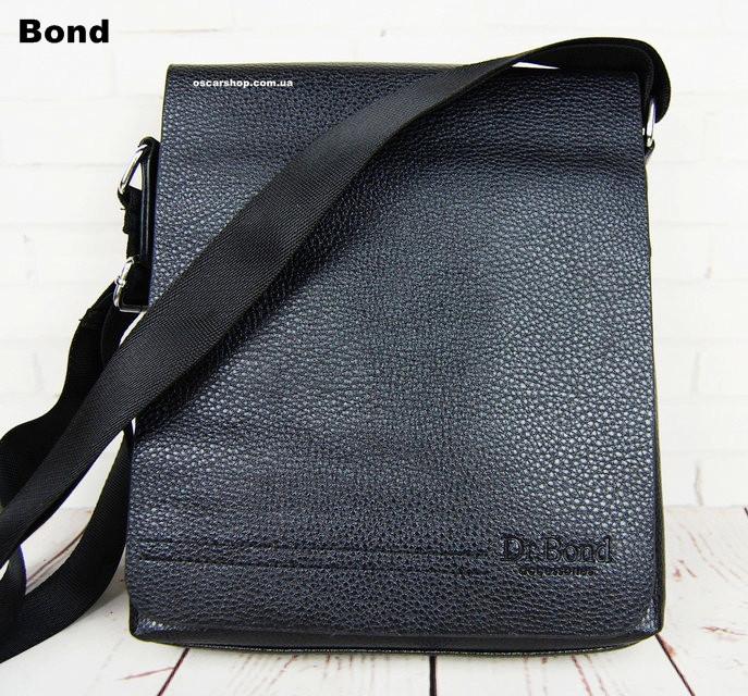 32eade1b6485 Кожаная мужская сумка Bond. Кожаная Сумка планшет Бонд Размер 27*23*7см.  ГС01