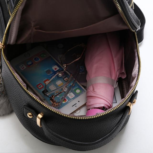 рюкзак женский с ушками кота
