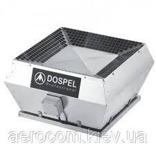 Вентилятор крышный Dospel WDD 150