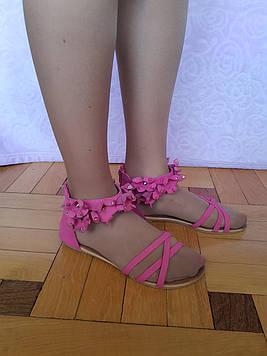 Босоножки Pink 569