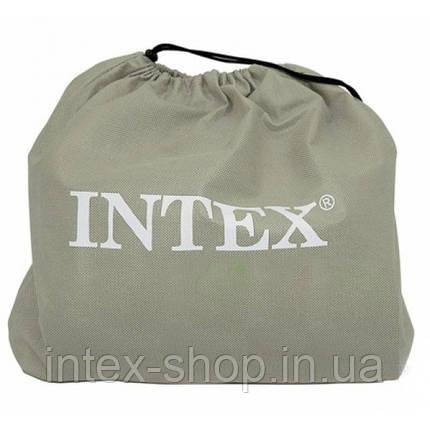 Надувная кровать Intex 67738 (203 х 152 х48 см) , фото 2
