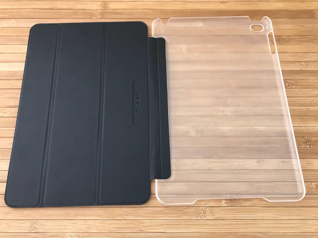 Чехол ROCK Touch iPad mini 4 black