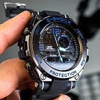 Мужские спортивные часы Casio G-Shock G-Steel BLUE копия