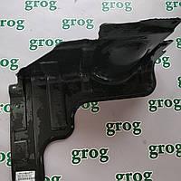 Защита двигателя правая Авео grog  Корея  96398984