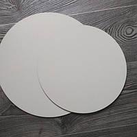 Подложка круглая ДВП Ø 25 см. (1 шт.)