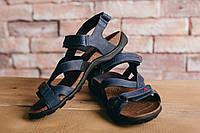 Сандалии мужские босоножки StepWey с натуральной кожи стильные, фото 1