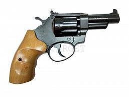 Револьвер под патрон Флобера Safari PRO 431 бук 3'' BLACK