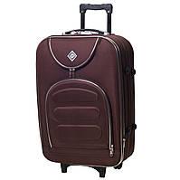 Дорожный чемодан на колесах Bonro Lux Coffee Небольшой, фото 1