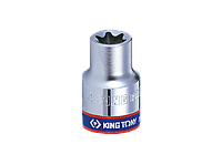"Головка торцевая Е-стандарт 1/4"" E8 KING TONY 237508M (Тайвань)"