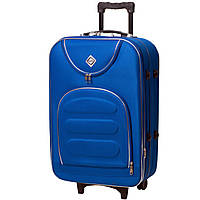 Дорожный чемодан на колесах Bonro Lux Sky blue Средний
