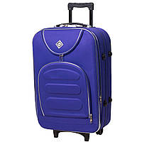 Дорожный чемодан на колесах Bonro Lux Фиолетовый Средний, фото 1