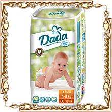 """Детские подгузники """"DADA"""" extra soft 3"""