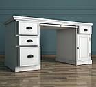 """Письменный стол """"Лофт"""" из массива дерева, фото 2"""