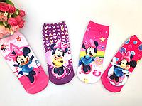 Детские носки для девочек Minnie Минни