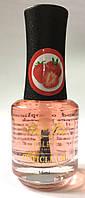 🌸 Масло для размягчения кутикул с витамином Е — 15 мл с кисточкой — 💃🏻 с ароматом клубника Milano cosmetics
