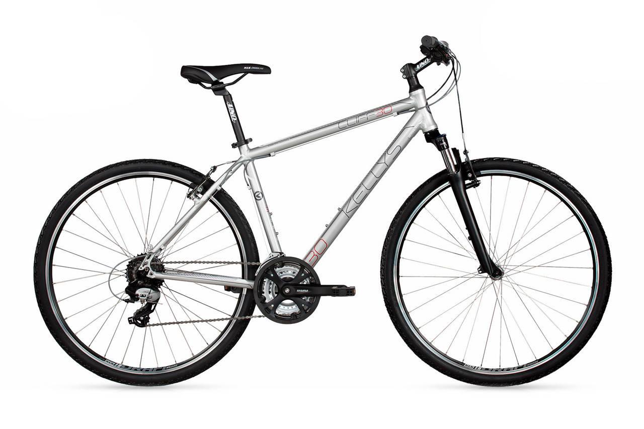 Велосипед Kellys 17 Cliff 30 Silver 21, фото 2