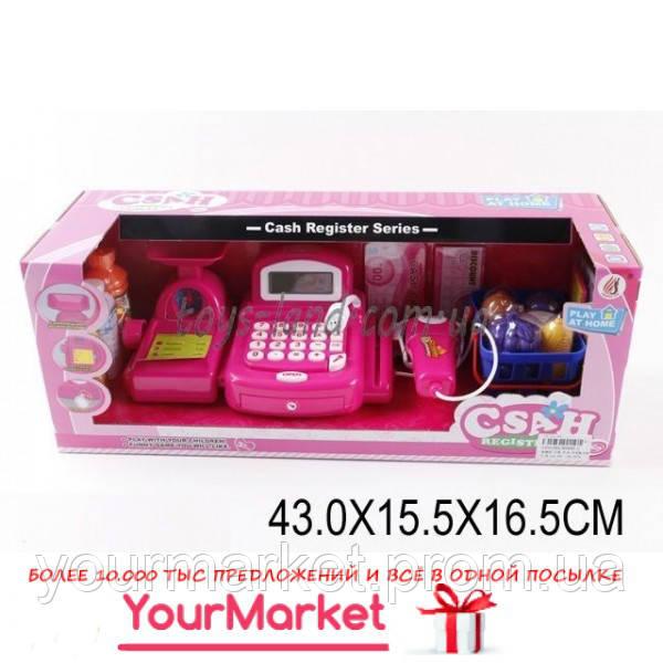 Кассовый аппарат 8088B-2(1451589)(16шт/2) батар, свет/зв.,кальк.,скан,