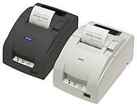 Матричный  чековый принтер Epson TM-U220D