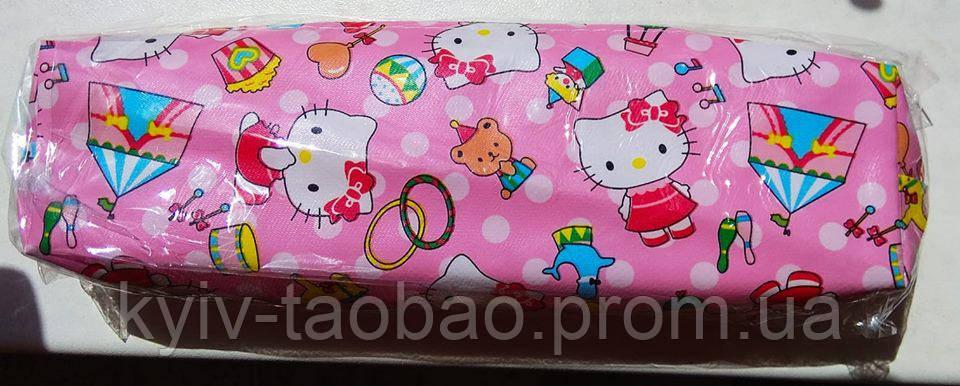 """Рюкзак школьный ортопедический """"Cool Baby"""" бирюзового цвета и пенал Hello Kitty в подарок"""